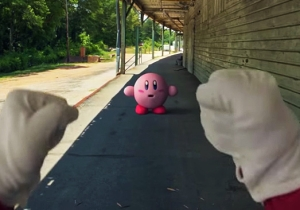 First-Person, Real Life 'Super Smash Bros.' Is A Smash Attack To The Senses