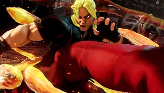 Ken Sports A New Look And Fighting Style In This Shoryuken-Packed 'Street Fighter V' Trailer