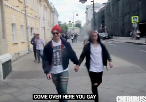 This Social Experiment Demonstrates Just How Awful It Is To Be Gay In Russia