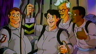 A Few Facts About 'The Real Ghosbusters' Animated Series