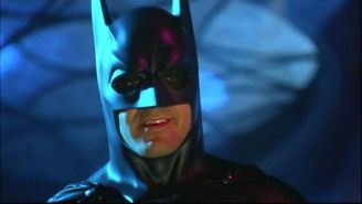 'Batman & Robin' Star George Clooney Says He Told Ben Affleck To Not Play The Caped Crusader