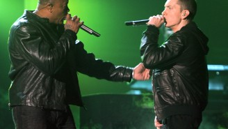 N.W.A. May Be Going On A Reunion Tour With Eminem, So Get Excited Now