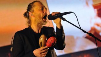 Thom Yorke Debuted Another Solo Track 'Coloured Candy' During New York Fashion Week