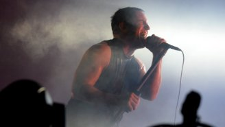 Trent Reznor 'Couldn't Give Less Of A Sh*t' If Nine Inch Nails Are Inducted Into The Rock Hall Of Fame