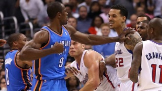 Matt Barnes: 'Me And Serge [Ibaka] Can Fight Right Now, I Just Don't Like Him'
