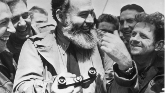It's Hemingway's Birthday: A Reflection In Notes