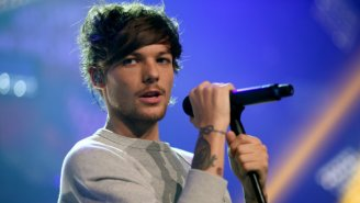 One Direction's Louis Tomlinson Is Expecting His First Baby