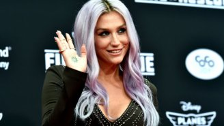 Celebrities And Musicians Take To Social Media To Support Kesha