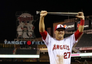 Mike Trout Did Something No Player Since Bo Jackson Has Accomplished
