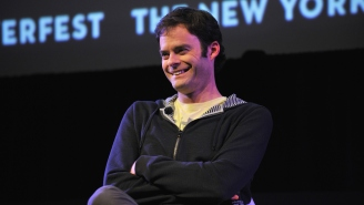 Bill Hader Discusses 'Trainwreck' And His Desperate Need For Some Sleep