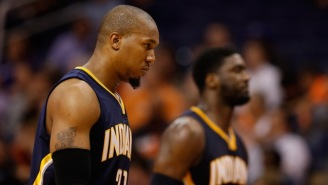 David West Says The Pacers' Treatment Of Roy Hibbert 'Threw Me Off'