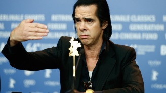 Have A Good Time Playing With Some 'Bad' Nick Cave Toys