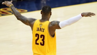 LeBron James Will Host A Young Boy With A Brain Tumor For Make-A-Wish