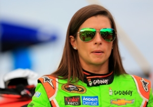 Check Out Danica Patrick's Profanity Laced Reaction After Getting Bumped By Dale Earnhardt, Jr.