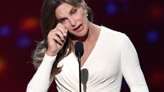 Caitlyn Jenner's New Show Features Her First Meeting With Kanye West