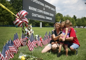 A Fifth Person Has Died In The Chattanooga Shooting