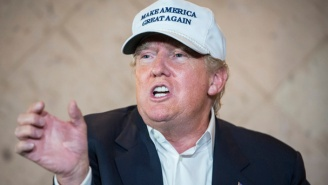 Here Are The Best Twitter Reactions To Donald Trump's New Campaign Hat
