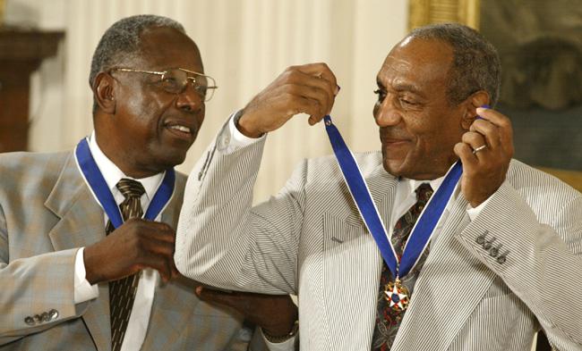 Presidential Medal of Freedom Award Presented