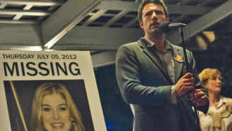 David Fincher's 'Gone Girl' DVD Commentary Basically Predicted Ben Affleck And Jennifer Garner's Split