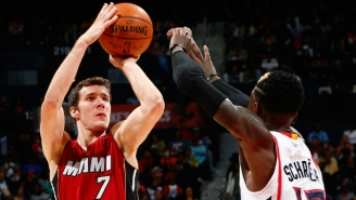 Goran Dragic Will Reportedly Sign A Five-Year, $90 Million Deal With The Heat
