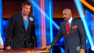 All The Ridiculous Things The Gronkowski Family Did On 'Family Feud'