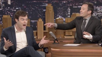 Bill Hader's 5-Year-Old Daughter Will Drop The F-Bomb If They Run Out Of Fruity Pebbles