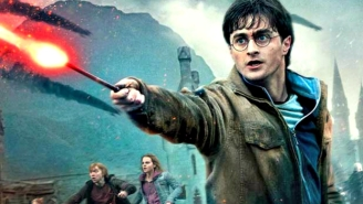 The Pottermore Site Just Got A Revamp That Includes A Brand New Potter Backstory
