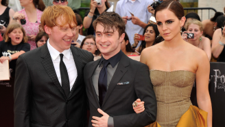 How The 'Harry Potter' Cast Has Kept In Touch Since Filming Wrapped