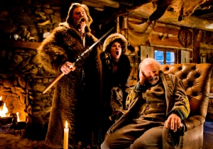 'Hateful Eight': Quentin Tarantino says Ennio Morricone is scoring his Western