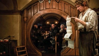 Peter Jackson Is Hiding Bilbo's Bag End In His Basement