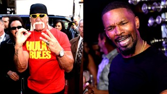 Hulk Hogan Namedrops Jamie Foxx In These Newly Released Racist Comments