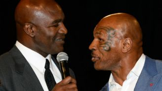 A Tale Of Two Comebacks: The Legend And Legacy Of Mike Tyson Vs. Evander Holyfield