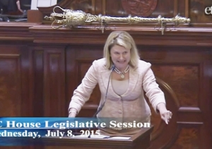 Watch This South Carolina State Representative's Impassioned Cries To Remove The Confederate Flag