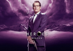 Meet The New Powers In These 'Heroes: Reborn' Motion Posters
