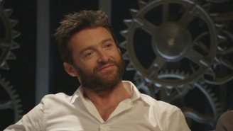 Watch Hugh Jackman Talk About All The Memories 'X-Men: Days Of Future Past' Evokes