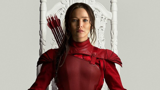 Celebrate love with this wedding photo from 'The Hunger Games: Mockingjay Part 2'