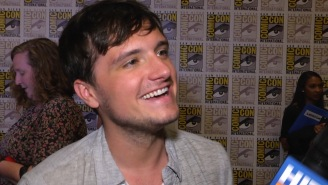 Josh Hutcherson on the dark side of social media: 'I'm afraid for the next generation'