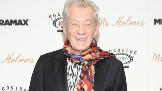 Ian McKellen On 'Mr. Holmes,' And Why Superman Is A Joke And James Bond Is A British Twit