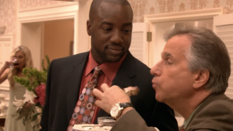 How 'Arrested Development' Saved Malik Yoba From Getting Hassled By 'A Racist Cop'
