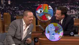 Ice-T Recalls More Of His Fantastic Voiceover Work On 'The Tonight Show'