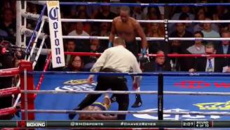Amir Imam's Knockout Over Fernando Angulo Was Vicious