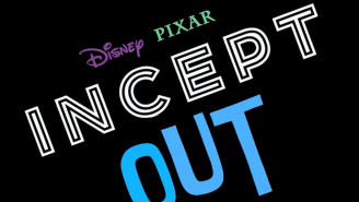 'Incept Out' reimagines the Pixar film with 1000% more 'Inception' bwong