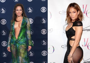 Did Jennifer Lopez Just Top Her Grammy's Look At 46 With This See Through Dress?