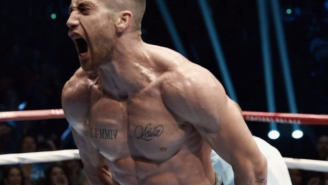 Jake Gyllenhaal Shows How He Got Into Ridiculous Shape For 'Southpaw'