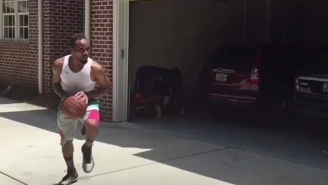 This Hilarious NBA Mimic Is Back With A Pinpoint James Harden Impression