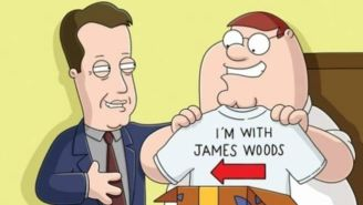 James Woods Is Suing A Twitter User For Calling Him A 'Cocaine Addict'