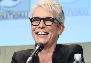 Jamie Lee Curtis slayed Hall H on Sunday with one incredible line
