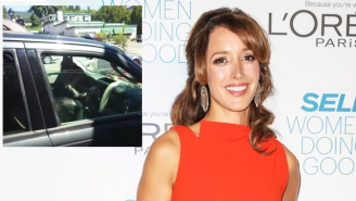 Jennifer Beals Responds To The Internet's Freakout After She Left Her Dog In A Warm Car