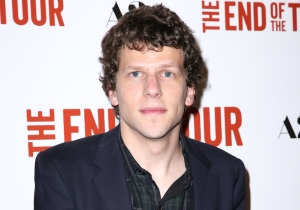 Jesse Eisenberg: Being at Comic-Con is like 'genocide'