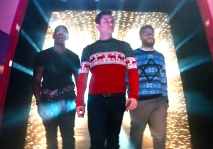 Watch The Trailer For Seth Rogen And Joseph Gordon-Levitt's Jew-On-Christmas Comedy, 'The Night Before'